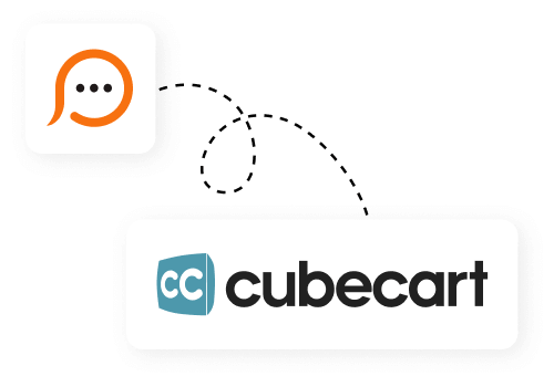 Live chat for CubeCart
